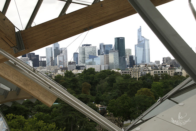 The Fondation Louis Vuitton