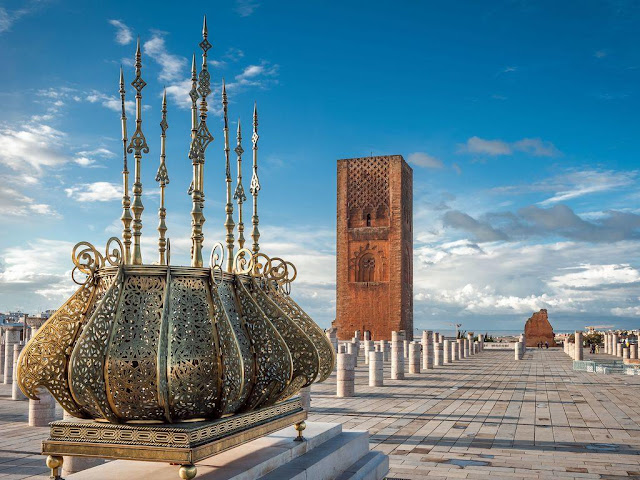 Rabat désignée capitale africaine de la culture Officie
