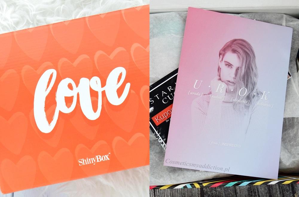Shinybox Love oraz Inspired By U.R.O.K. Edycja XXII - Luty 2018