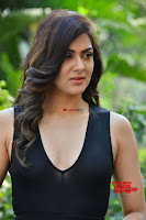 Sakshi Chaudhary in beuatiful black Deep neck Top and trousers at oollo pelliki kukka ~  Exclusive Galleries 023.jpg