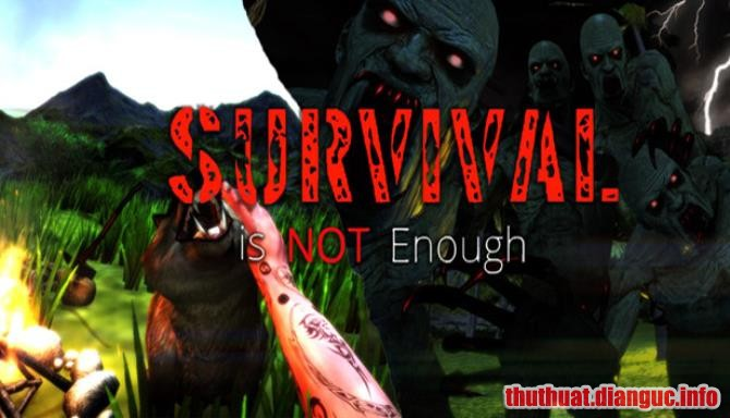 Download Game Survival Is Not Enough Full Cr@ck