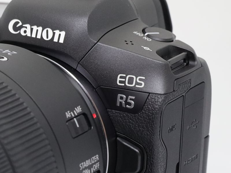 Canon EOR R5