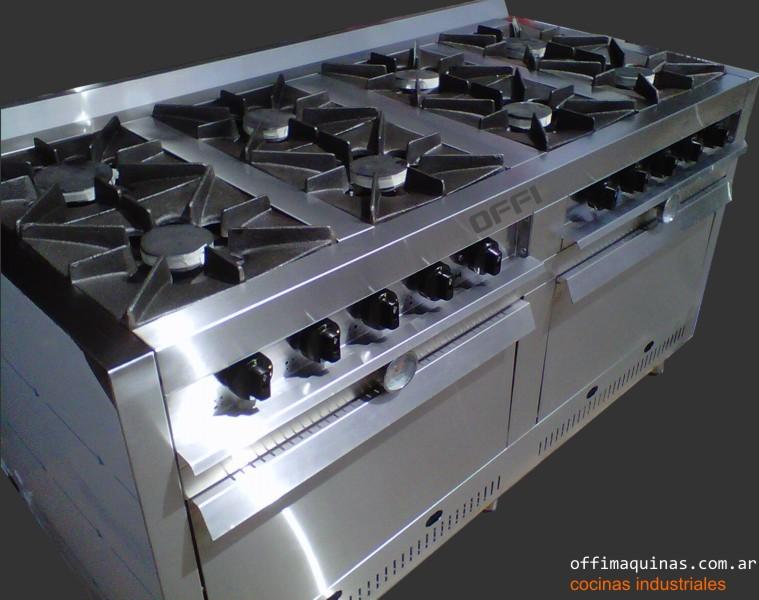 Cocinas industriales familiares mayo 2017 for Cocinas industriale