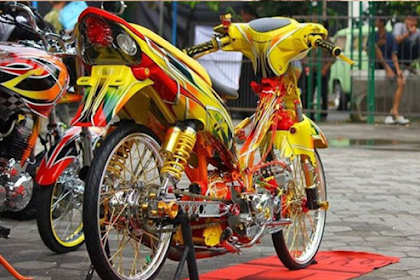 99+ Modifikasi Motor Yamaha Jupiter Z Racing Kontes Teranyar 2019