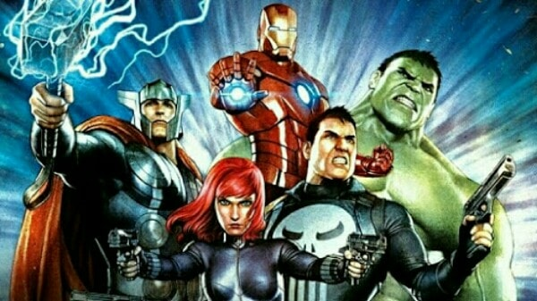 5 Anime Superhero Hasil Kerjasama Madhouse Studio Dan Marvel Entertainment