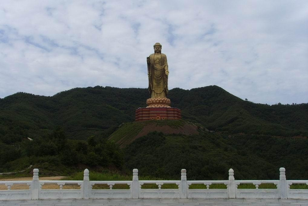 Tallest Statue In The World Spring Temple Buddha China