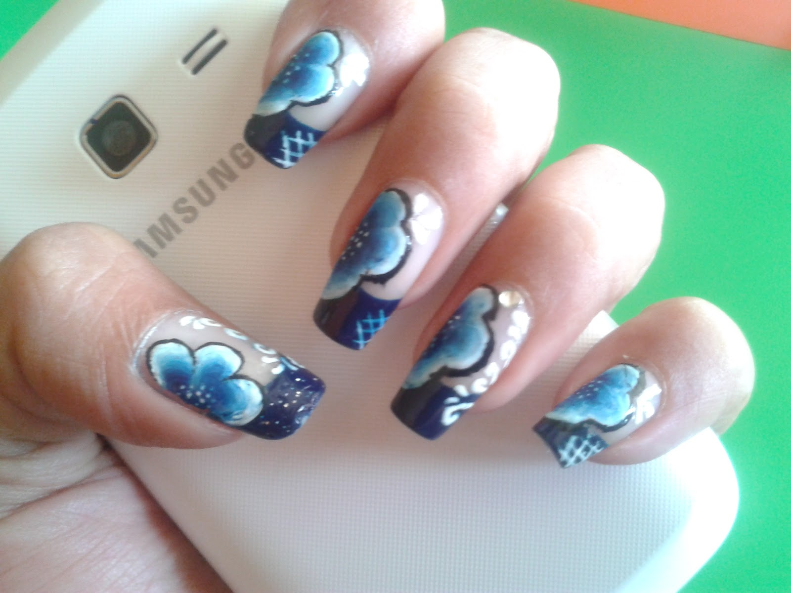 Beautiful Nail Art Design Creative Designs And