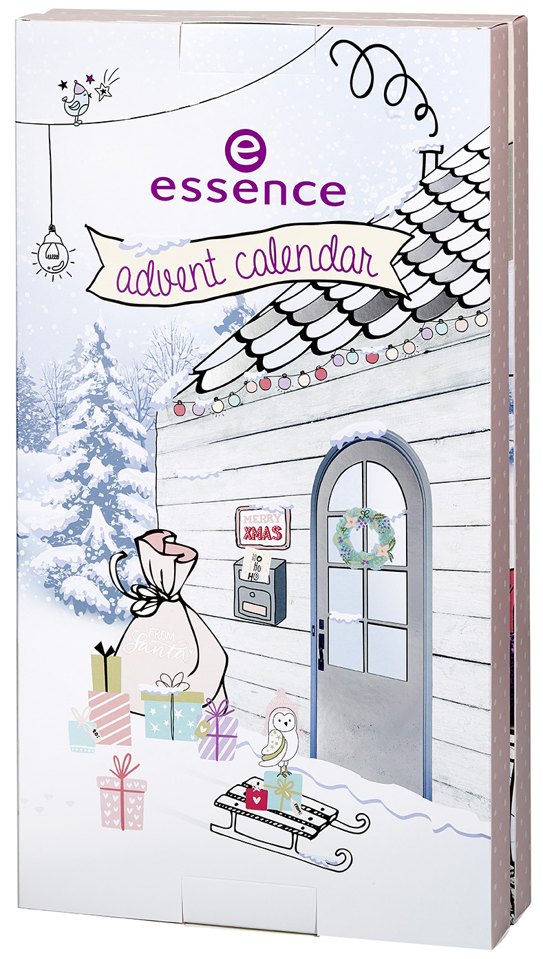 Bymanolita preview essence advent calendar - Calendrier avent femme 2017 ...
