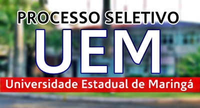 Concurso UEM-PR 2017