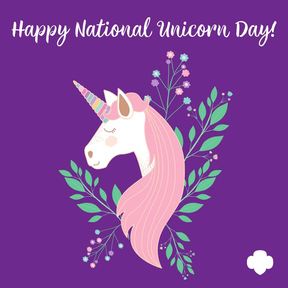 National Unicorn Day Wishes Awesome Images, Pictures, Photos, Wallpapers