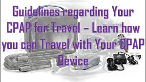 Travelling With A CPAP Machine | CPAP and Travel | Choose the Best CPAP Machine for   Travelling