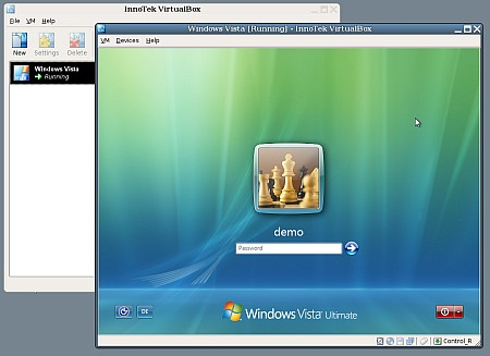 VirtualBox is a general-purpose full virtualizer for x86 hardware