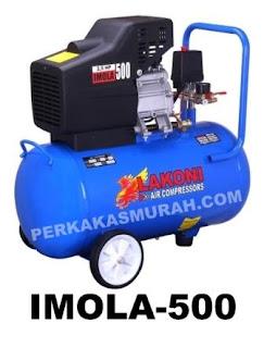 kompresor lakoni imola 500, harga kompresor lakoni imola 500, spesifikasi kompresor lakoni imola 500, compressor 2.5 hp imola 500 lakoni, Dealer Lakoni Jakarta, Perkakas Murah Jakarta, Jual kompresor lakoni imola 500, CV liman teknik