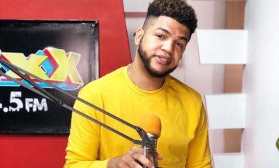 Luinny Corporán con un pie en la radio americana