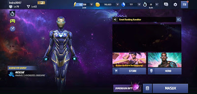 Cara Mudah Farming Norn Stone Marvel Future Fight