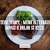 Steak Tempe : Menu MPASI 8 Bulan Alternatif untuk Si Buah Hati