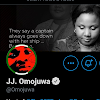 If you are sad about Shekua's death, then more condolences to you in the coming days; JJ Omojuwa.