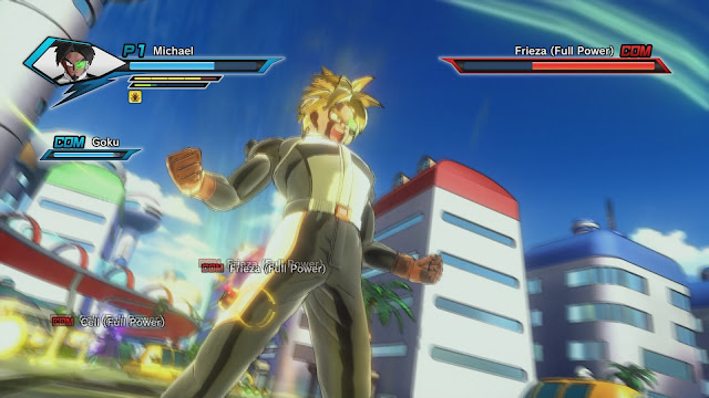 Dragon Ball Xenoverse - Captura 5