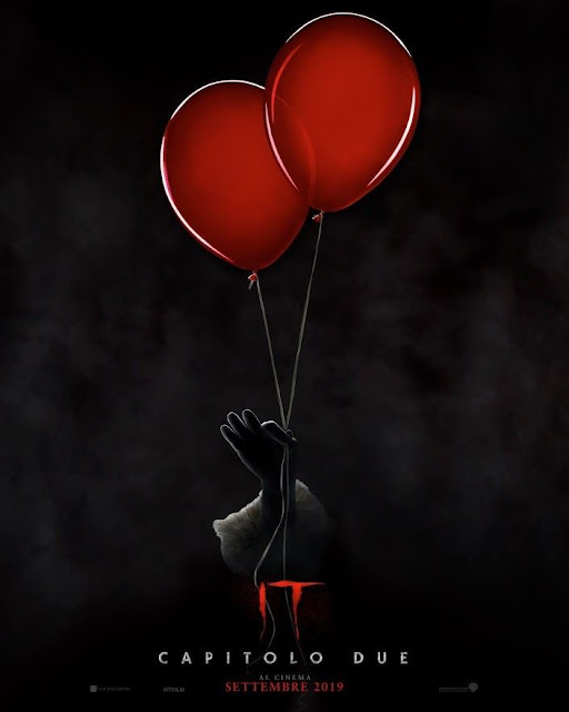 It: Capitolo Due Poster