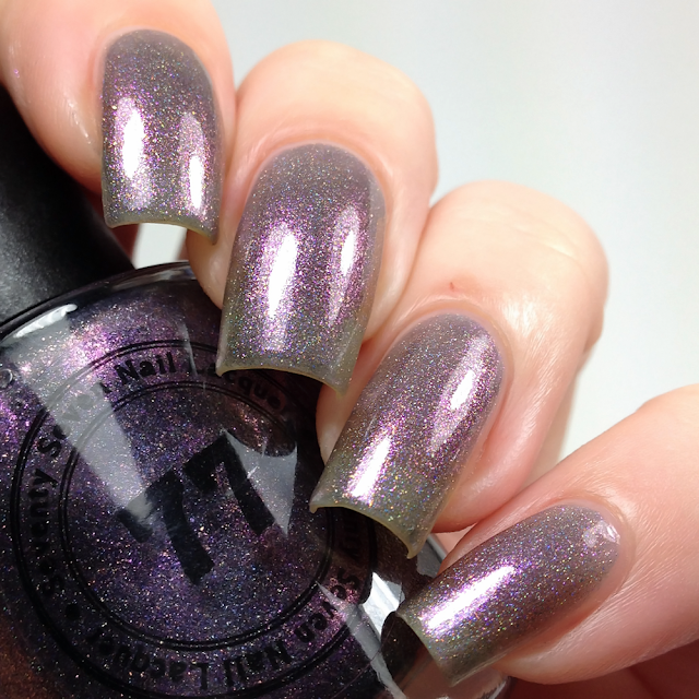 Seventy Seven Nail Lacquer-A Gathering of Faeries