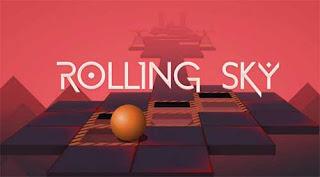 تحميل لعبة Rolling Sky مهكرة من ميديا فاير