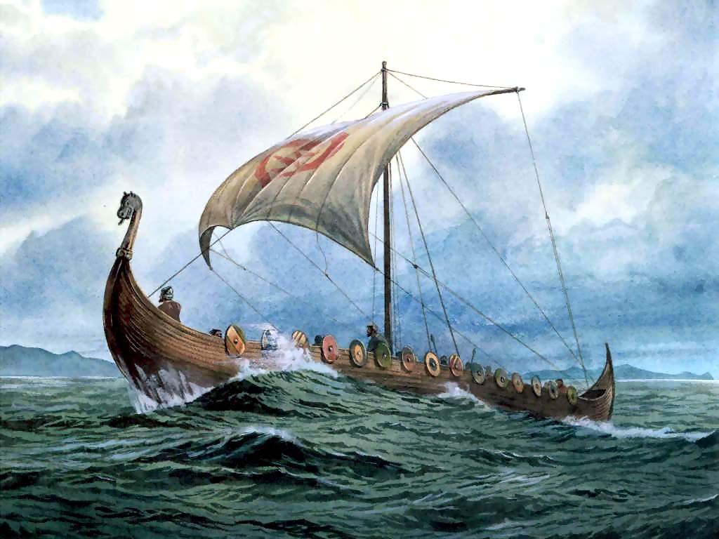 What Do I Know?: Kaldrvedr, Dread Dragon of the BarrowmoundsViking Ship Storm