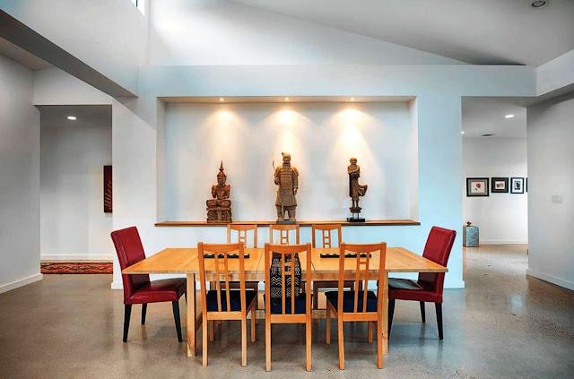 20 Ide Desain Ruang Makan Asia Menakjubkan dengan Nuansa Oriental