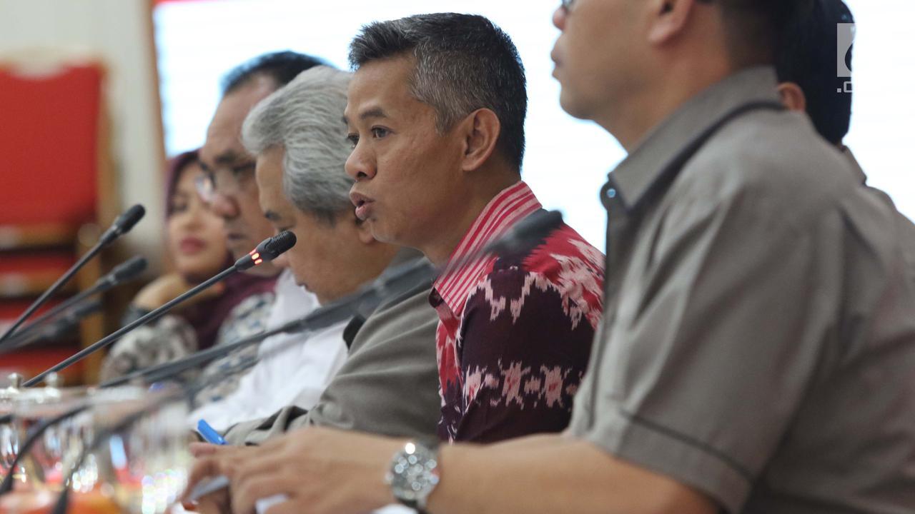 Wahyu Setiawan Pernah Bilang Saksi Prabowo-Sandi Tak Sesuai Fakta