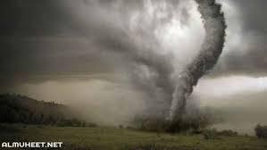 الاعصار والعواصف وحديث القران