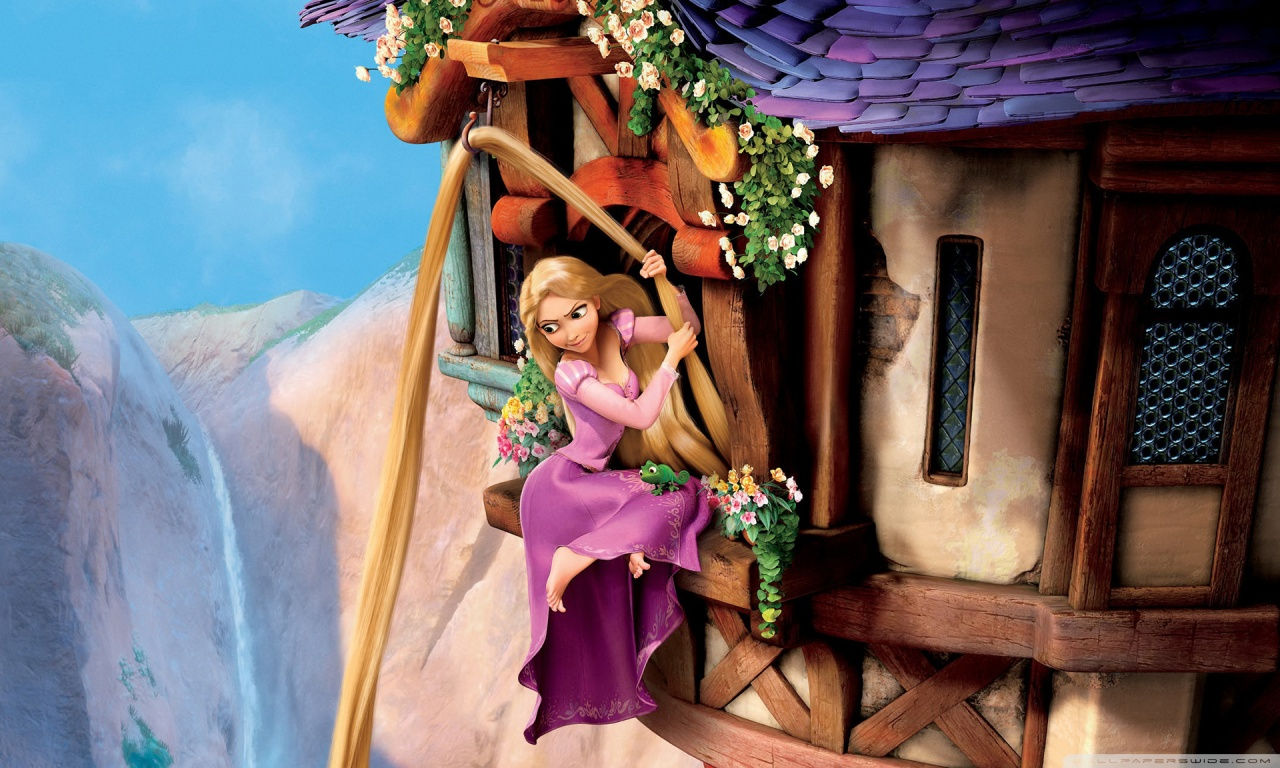 Wallpaper sea tangled hd - Tangled wallpaper ...