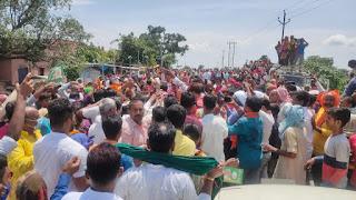 मोकामा विधायक अनंत सिंह ने अपना समर्थन नमिता नीरज सिंह को पूर्ण रूप