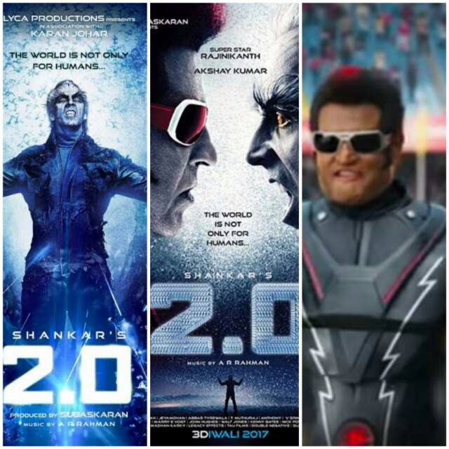 Robot 2.0 Full Movie In Hindi Rajanikanth , Akshay Kumar