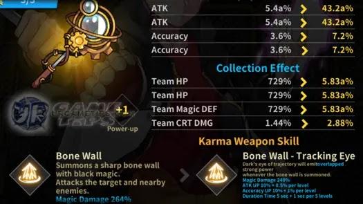 Lucid Adventure: Idle RPG - Dark Karma Weapons 2