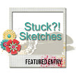 March 2016 Featured Layout on Stuck?! Sketches