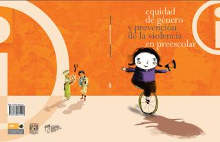 Equidad de género y prevención de la violencia en preescolar