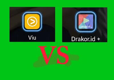 Mending Pilih Nonton Drama Korea di Aplikasi Viu atau Drakor id+?