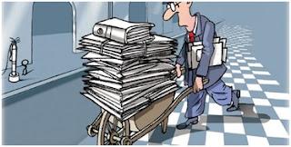 Καταγγελία ΑΚΚΕΛ: Ένα σακί χαρτιά για να πάρεις μια βεβαίωση πως είσαι αγρότης !