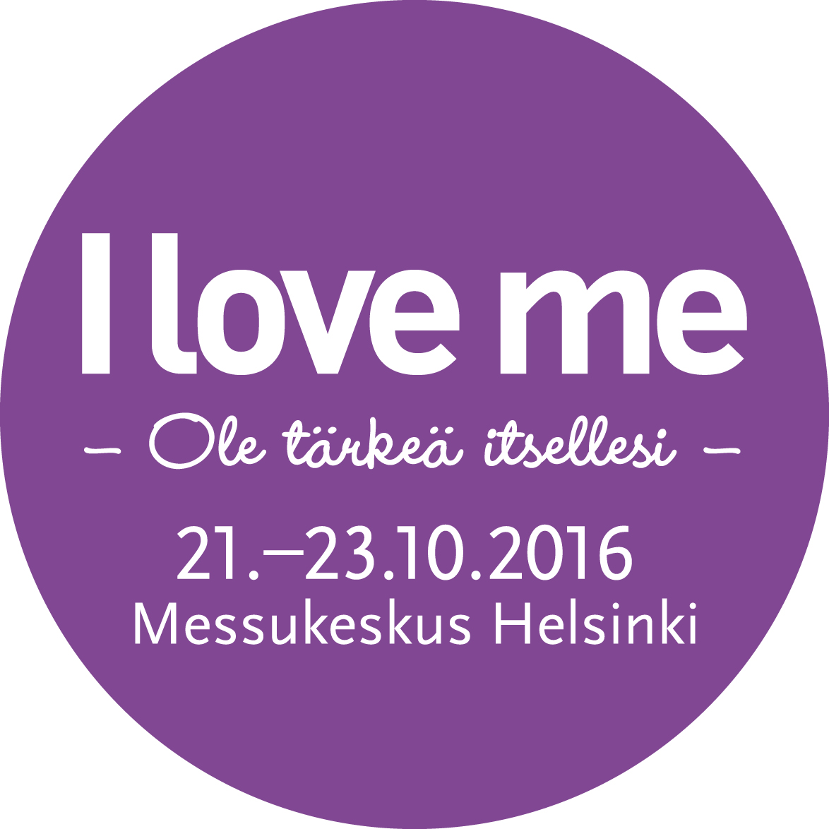 I Love Me 2016 -messut