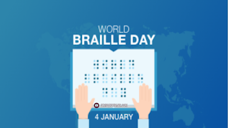 World Braille Day Holiday