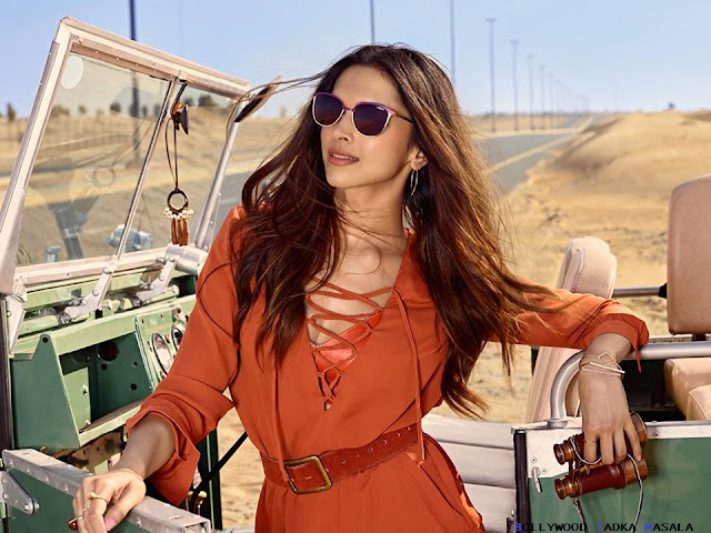 Gorgeous Deepika Padukone Vogue Eyewear 2016 Photoshoot