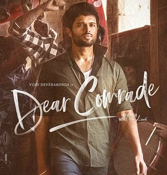 Dear Comrade (2019) Full Movie Download in Hindi 480p khatrimaza