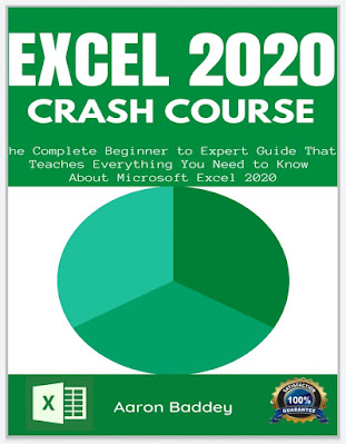 EXCEL 2020 CRASH COURSE: The Complete Beginner to Expert Guide That Teaches Everything You Need to Know About Microsoft Excel 2020