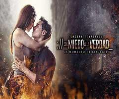Ver telenovela sin miedo a la verdad t3 capítulo 3 completo online