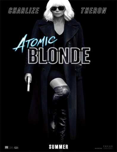 Ver Atomic Blonde (2017) Online