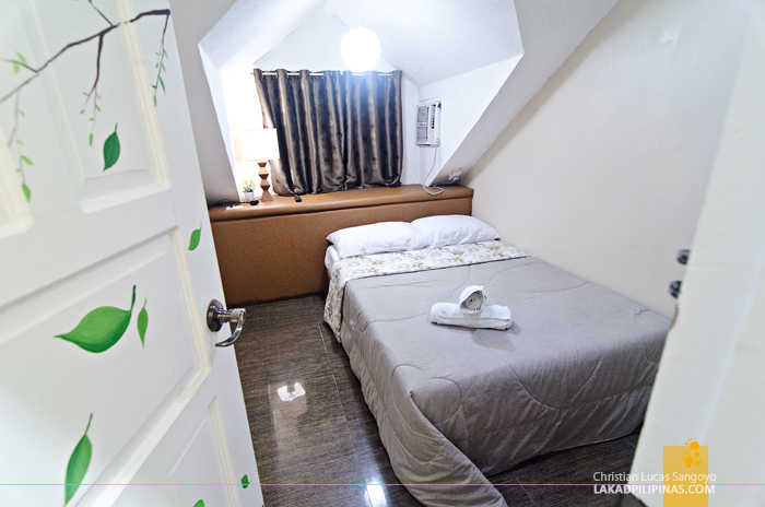 Lorenzo's Way Bed & Breakfast Room Tacloban