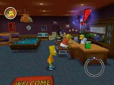 The Simpsons Hit & Run wallpapers, screenshots, images, photos, cover, poster