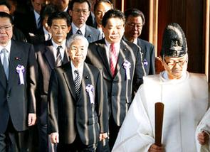 Tokyo's controversial Yasukuni Shrine