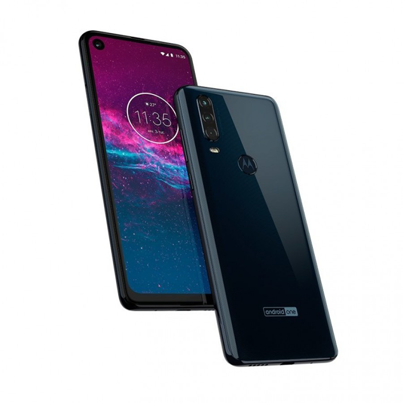 Motorola One Action with Action camera now official!