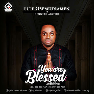[MP3] Jude Osemudiamen - You Are Blessed Download