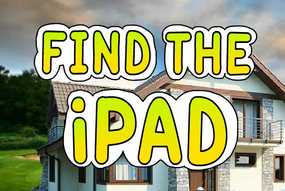 EGD Find The iPad